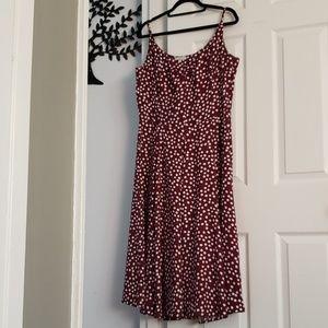 Eva Mendes NYC Swing Dress